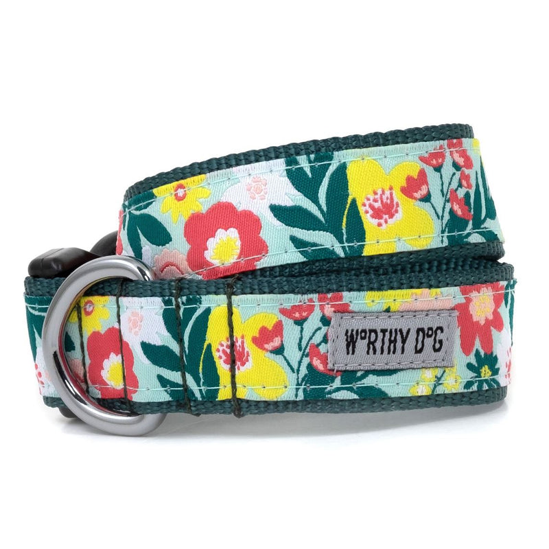 Spring Bouquet Dog Collar