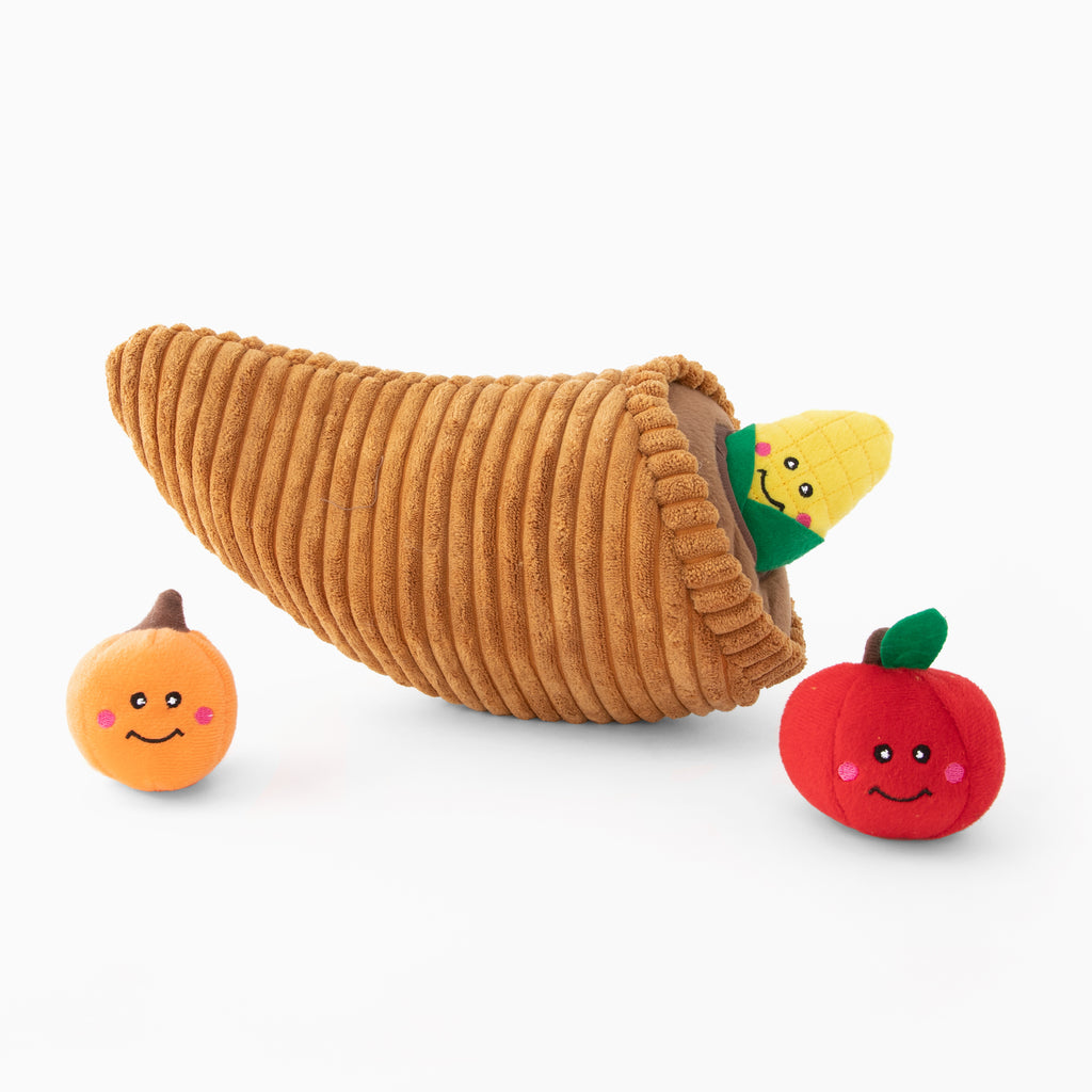 Cornucopia Burrow Dog Toy