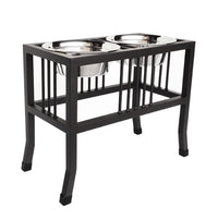 Baron Double Diner Pet Feeder