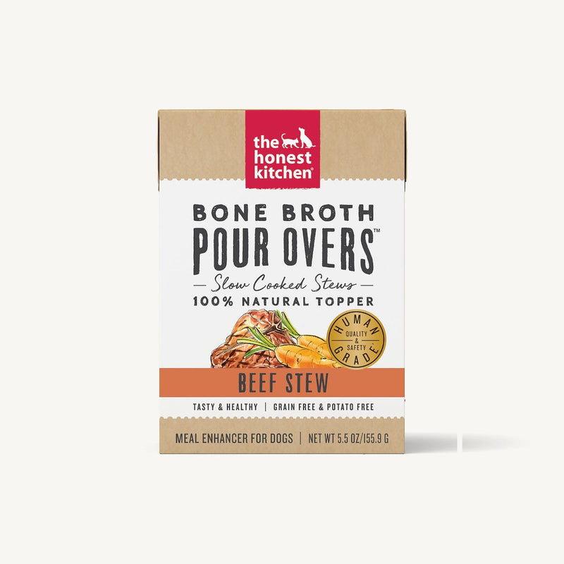 Honest Kitchen Bone Broth Pour Overs Dog Food - Muttropolis