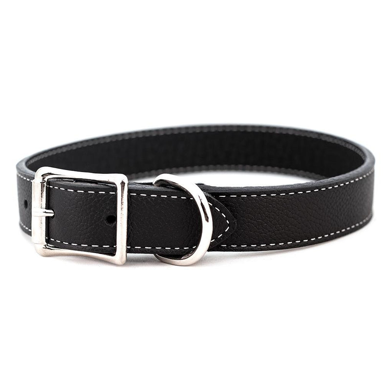 Soft Tuscan Italian Leather Dog Collar | Classics