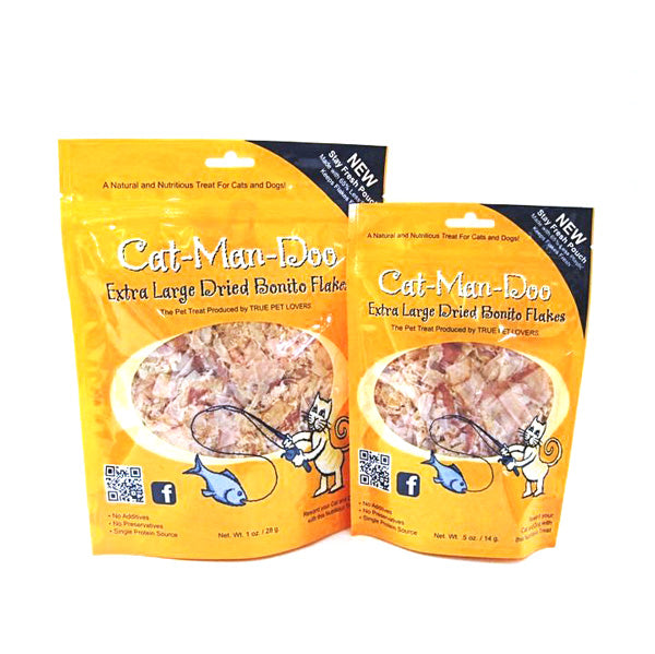 Cat Man Doo Dried Bonito Flakes
