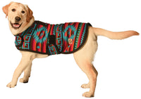 Desert Rose Blanket Dog Coat