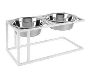 Cityline Double Diner Pet Feeder