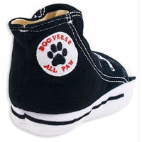 DogVerse Plush Sneaker Dog Toy