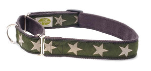Hemp Martingale Dog Collars