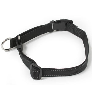 Limited Slip Martingale Dog Collar