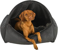 Canopy Dream Fur Dog Bed