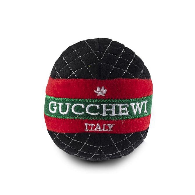 Gucchewi Plush Dog Ball Toy