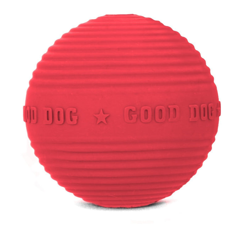 Croquet Natural Rubber Ball Dog Toy
