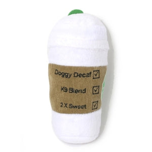 Hot Starbucks Dog Toy