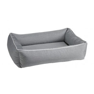 Heather Grey Outdoor Urban Lounger Dog Bed