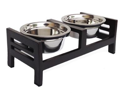 Moretti Double Diner Pet Feeder