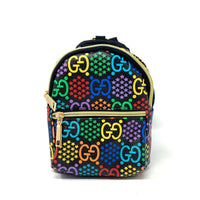 Multi Color Logo Dog Back Pack