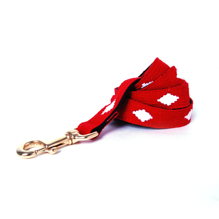 Diamonds Woven Dog Leash