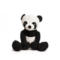 Floppy Panda Dog Toy
