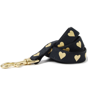 Heart of Gold Dog Leash