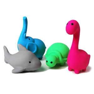 Latex Zoo Animal Dog Toy