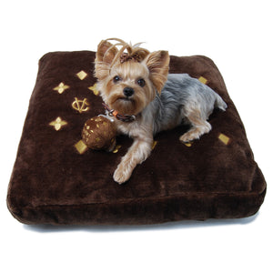 Chewy Vuitton Pillow Dog Bed