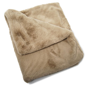 Faux Mink Dog Blanket