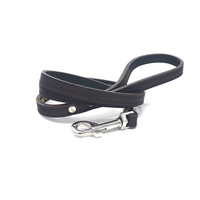 Premium Leather Dog Leash