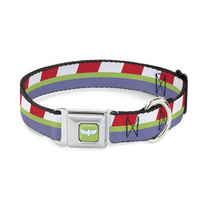 Space Ranger Dog Collar