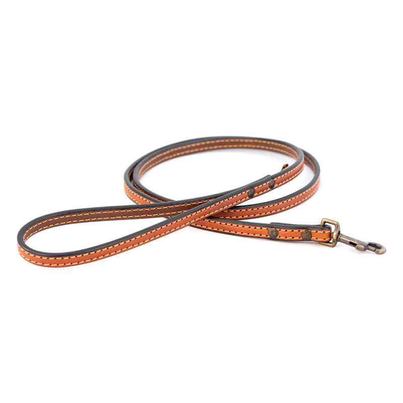 Heirloom Leather Dog Leash