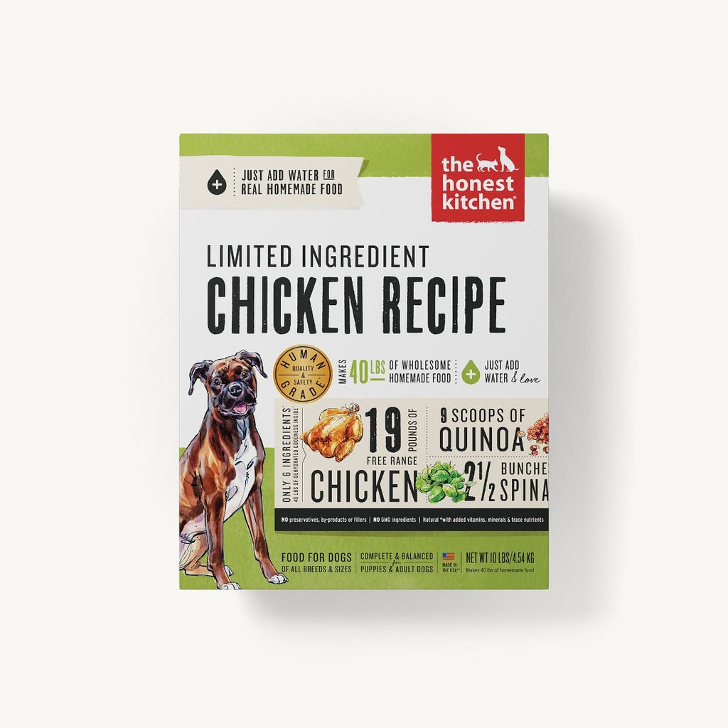 Honest Kitchen Thrive Chicken Limited Ingred. Dehydrated Dog Food