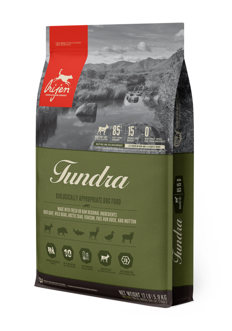 Orijen USA Made Tundra Dog Food