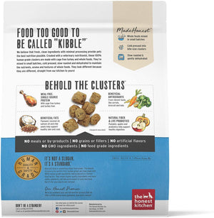 Honest Kitchen Whole Food Clusters Grain Free Dog Food