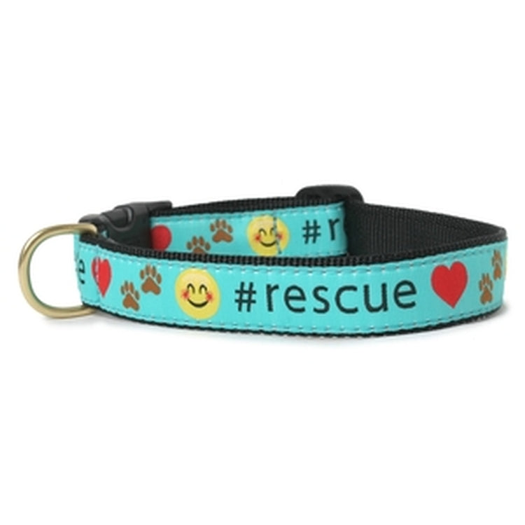 Rescue Dog Collar