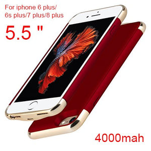 Ultra Thin Power Bank Case for iPhone