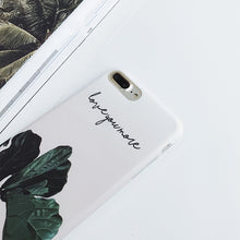 Load image into Gallery viewer, Banana Leaves Phone Case