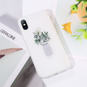 Green Plant Phone Case