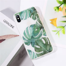 Load image into Gallery viewer, Green Plant Phone Case