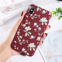 Load image into Gallery viewer, Flower iPhone Case