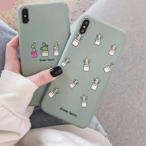 Looking for a cactus iPhone case? Get this one of a kind phone case that features the cactus highlight. Our high quality cactus inspired iPhone case