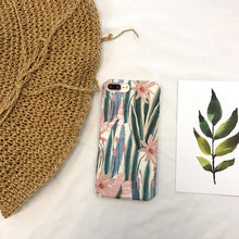 Load image into Gallery viewer, Tropical Design iPhone Case