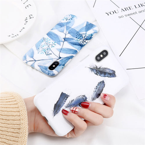 iPhone Case with Artistic Touch