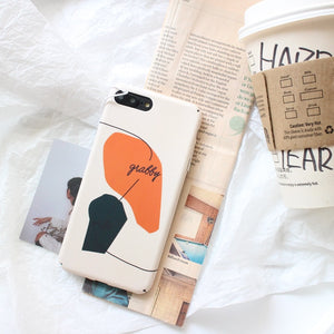 Phone Case with Artistic Touch