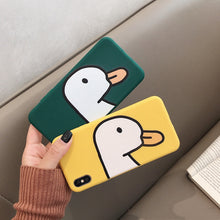 Load image into Gallery viewer, Cute Duck Design Phone Case