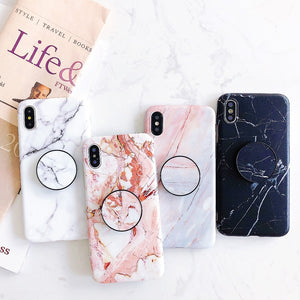 Marble Textured Phone Case