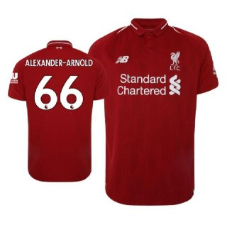 outlet store 6a27d 4f167 Liverpool 18/19 Home Alexander Arnold