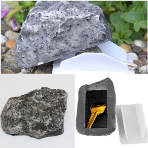 Fake Stone Rock For Hiding Keys