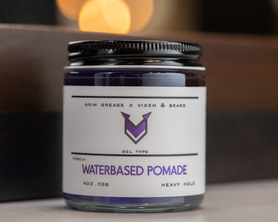 Pomade; What? Why? How?