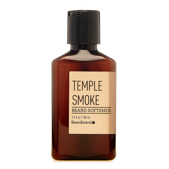 Beardbrand Temple Smoke Beard Softener