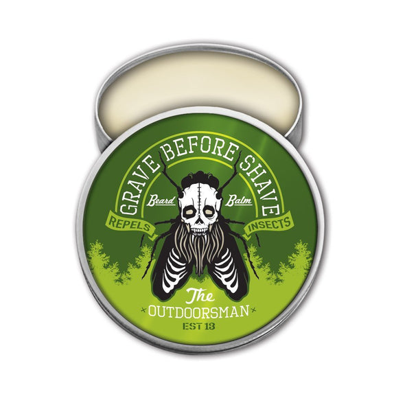 Grave Before Shave The Outdoorsman Beard Balm