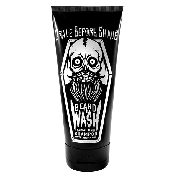 Grave Before Shave Beard Wash