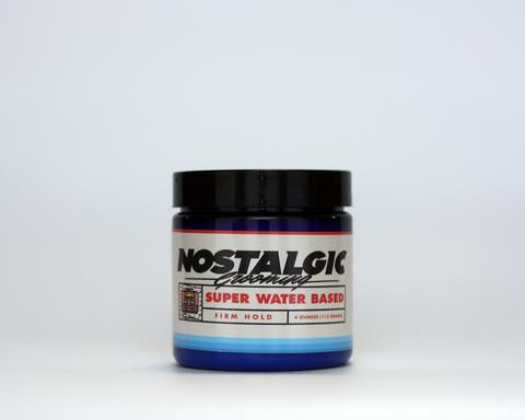 Nostalgic Clean Cut Citrus Water Based Pomade