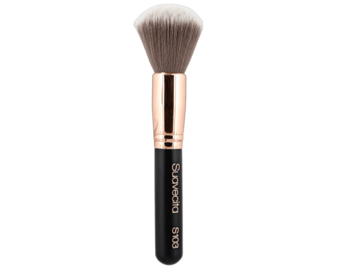 Suavecita Fluffy Face Brush - S103